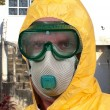 Hazmat Suit — Stock Photo #58176567