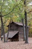 Tytoniu stodoła — Zdjęcie stockowe