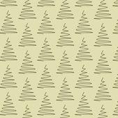 Weihnachten-hintergrundmuster — Stockvektor