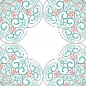 Abstract lace background — Stock Vector