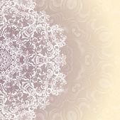 Decorative Rosettes pattern — ストックベクタ