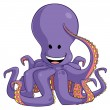 Cartoon octopus — Stock Photo #66758447