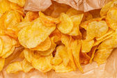 Yummy chips on the table — ストック写真
