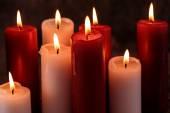Mooie kaarsen — Stockfoto