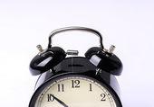 Close up of alarm clock — Stock Photo
