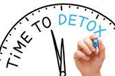 Time to Detox — Stock Photo