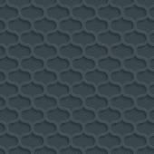 Dark perforated paper. — Stock Vector