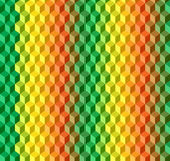 Geometric seamless texture vector pattern — Stock Vector