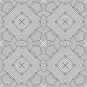 Etniska seamless mönster prydnad print design — Stockvektor