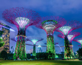 シンガポール — ストック写真