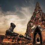 Asian religious architecture. — Stock Photo #54501801