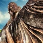Statues at Wat Xieng Khuan Buddha park. — Stock Photo #54502021