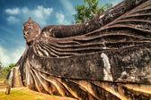 Statues at Wat Xieng Khuan Buddha park. — Stock Photo