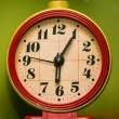 Old alarm clock — Stock Photo #67192099