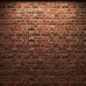 Vector brick background — Stock Vector