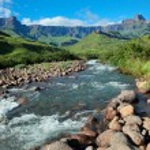 montañas Drakensberg — Foto de Stock   #58173945