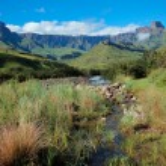 montañas Drakensberg — Foto de Stock   #58690029
