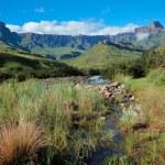 Drakensberge — Stockfoto #58690029
