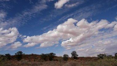 Cloudscape time lapse — Stock Video