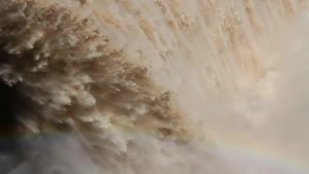 Agua que fluye — Vídeo de stock