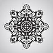 Circle  Design Pattern — Vector de stock