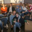 Business people team on meeting — Stock Photo #53558167