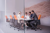 Business people, team at office — Stock Photo