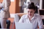 ženy v kanceláři — ストック写真