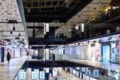 商场内部 — 图库照片