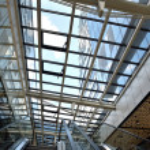 Shopping mall interior — Stock Photo #65482197