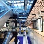 Shopping mall interior — Stock Photo #65482199