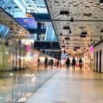 Shopping mall interior — Stock Photo #65482241