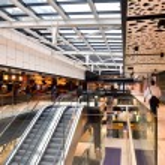 Shopping mall interior — Stock Photo #65482283