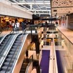 Shopping mall interior — Stock Photo #65482297