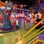Playground at Shopping mall — Stock Photo #65482353