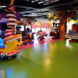 Playground at Shopping mall — Stock Photo #65482363
