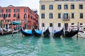 Вид Венеции, Италия — Стоковое фото