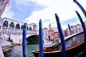 Beautiful Venice view, Italy — Stock Photo