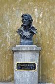 Johann Christoph Friedrich von Schiller — Stock Photo