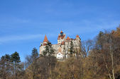 Dracula castle  — Stock Photo