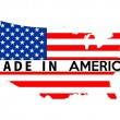 Made in usa — Stock Photo #61017765