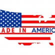 Made in usa — Stock Photo #61017777