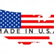 Made in usa — Stock Photo #61017801