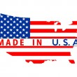 Made in usa — Stock Photo #61017803