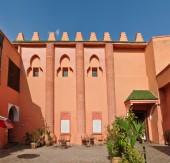 Marrakech museum — Stock Photo