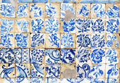 Lisbon mosaic — Stock Photo