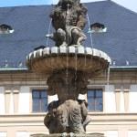 Monument in Prague — Stock Photo #62753123