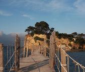 Cameo  Zakynthos island,Greece — Stock Photo