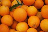 Endless oranges — Stock Photo