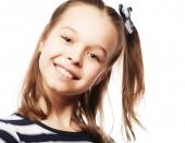 Malá holčička — Stock fotografie